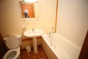 3 pièces salle de bain
